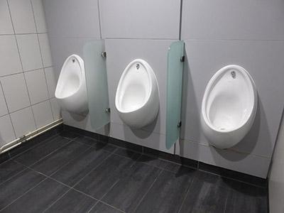 3 urinals 400