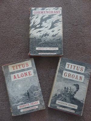 gormenghast trilogy 1 copy