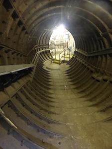 euston tunnel 1