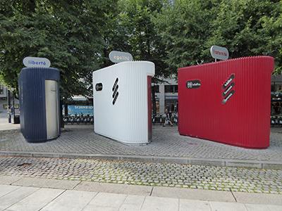 liberty toilets