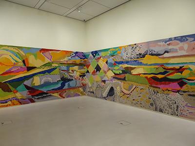 400 bloomberg mural