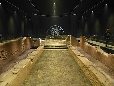 400 mithraeum knave