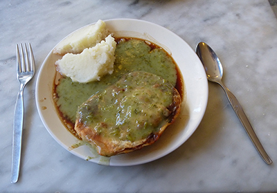 400 f cooke pie and mash and liquor