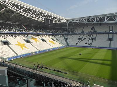 400 juventus stadium