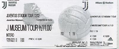 400 juventus ticket