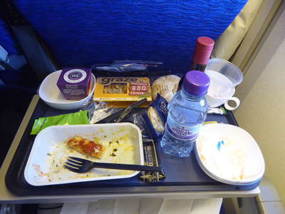 400 airline meal