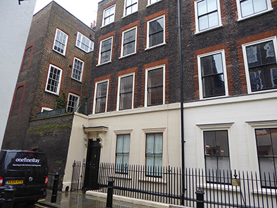 400 meard street house