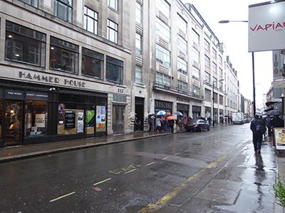 400 wardour street