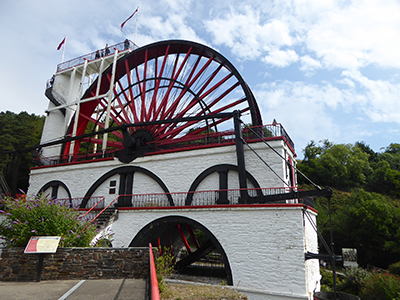 400 big laxey wheel