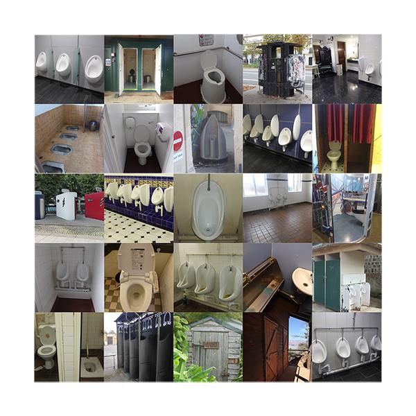 600 toilet medley