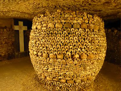 400 bone sculpture