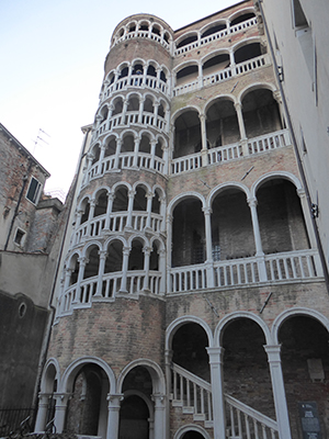 400 tall staircase