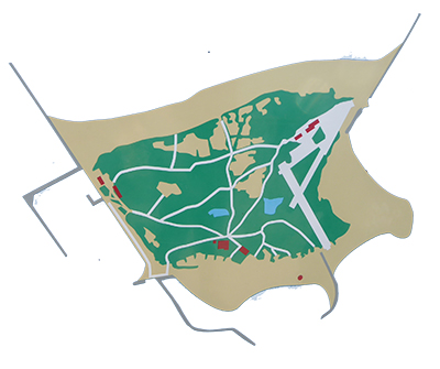 400 dune map