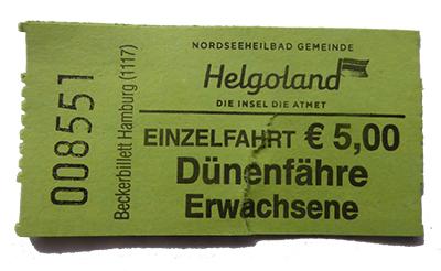 400 dune ticket