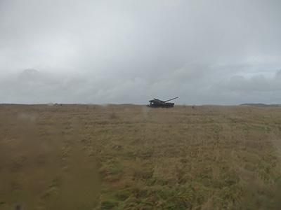 400 tank